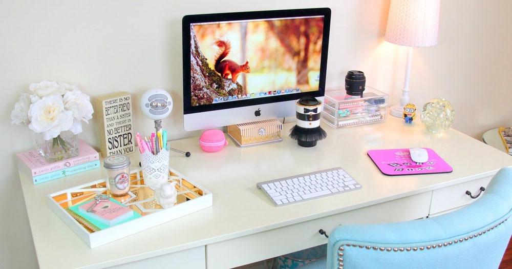 """""""Ketahui Dulu Tips Memilih Desain Meja Kantor yang Efektif Berikut"""""""